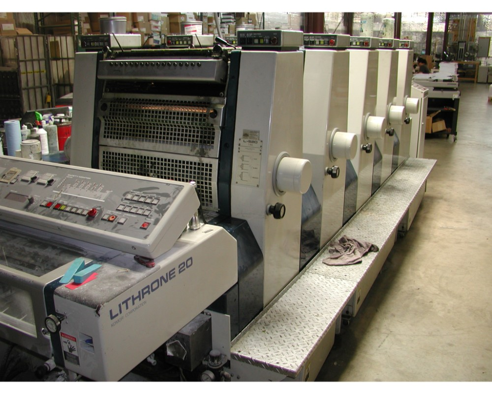 Graphic Imaging, Printing & Mailing Company - CRG LLC