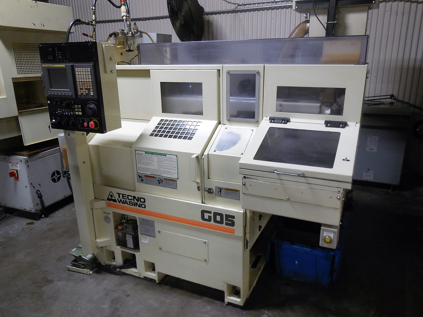 Precision Swiss Turning & CNC Machining Facility - CRG LLC
